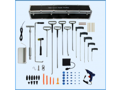 汽车免喷漆凹陷修复(三合一)工具套装(含12根顶钩)